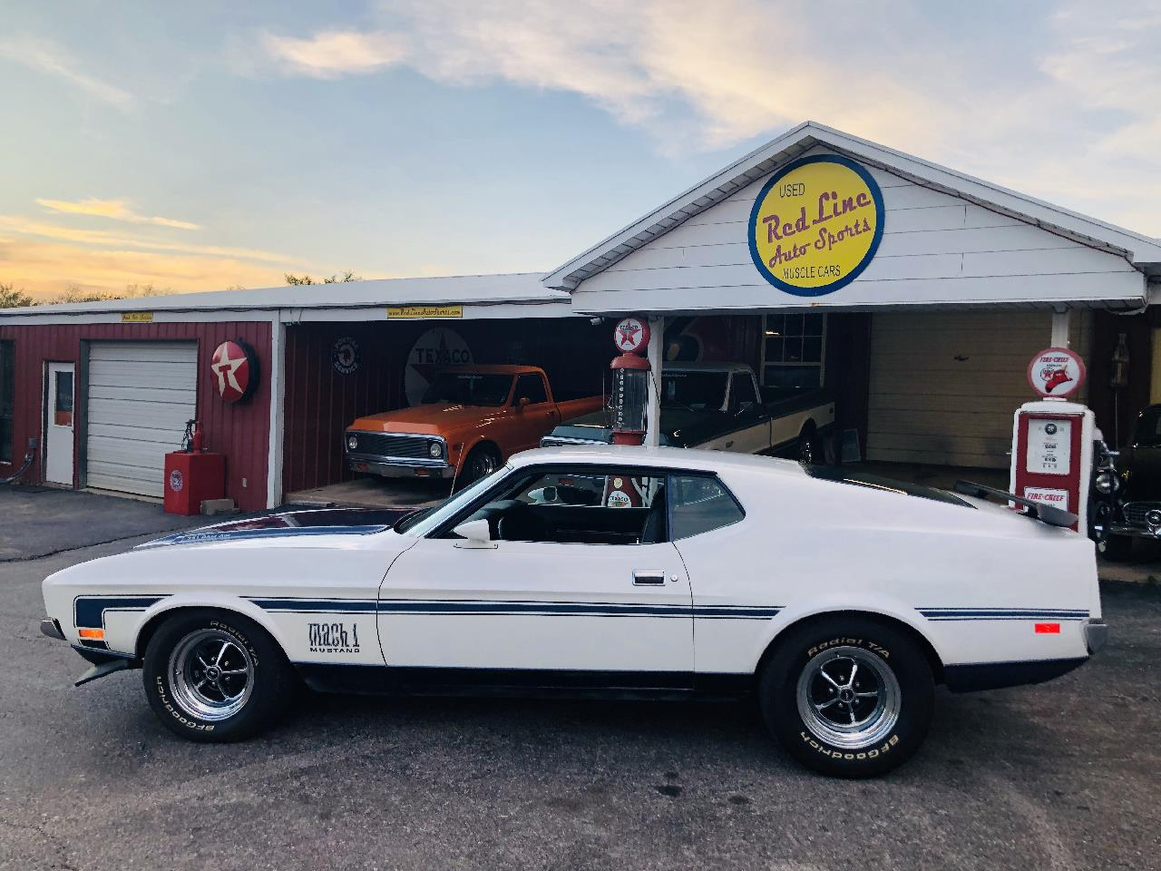 Large Picture of '71 Mustang - PTZ8