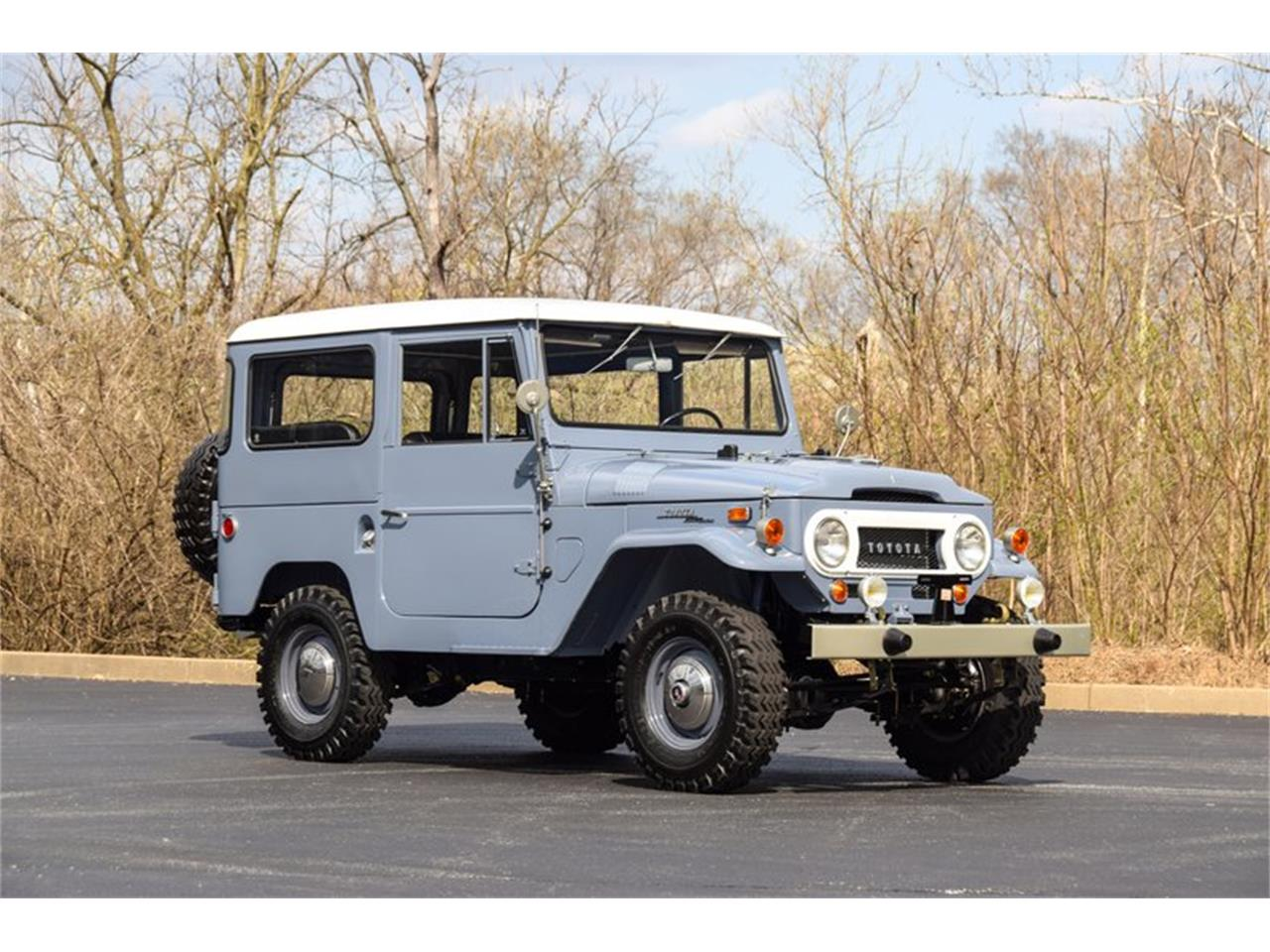 Large Picture of Classic 1968 Toyota Land Cruiser FJ Offered by Earlywine Auctions - PTZA