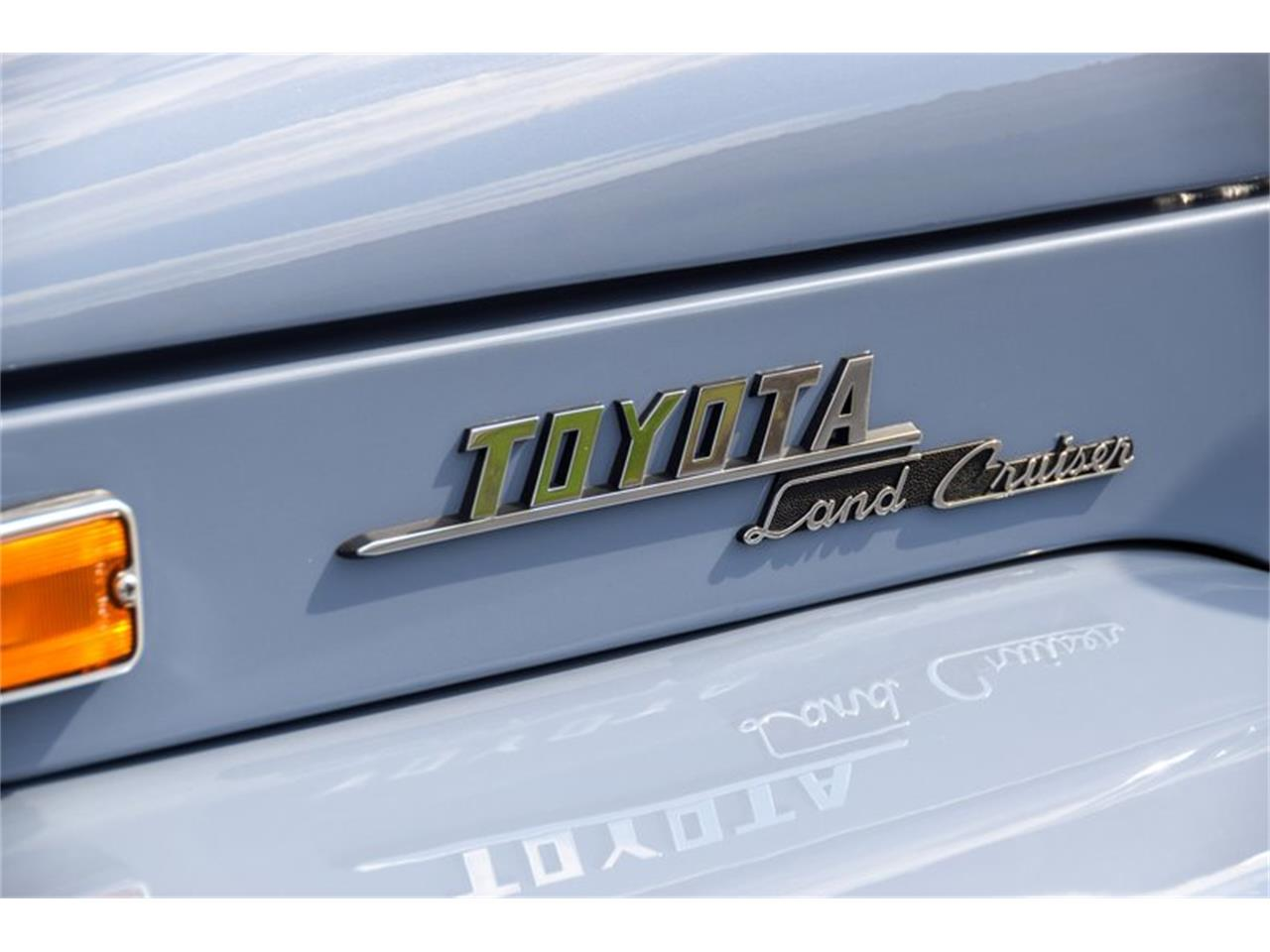 Large Picture of Classic '68 Toyota Land Cruiser FJ located in Kokomo Indiana Auction Vehicle - PTZA