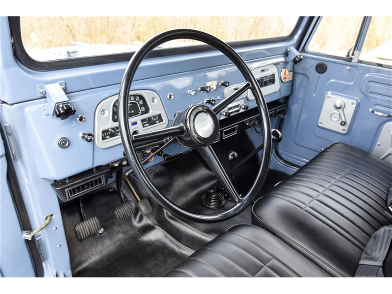Large Picture of 1968 Land Cruiser FJ Auction Vehicle - PTZA