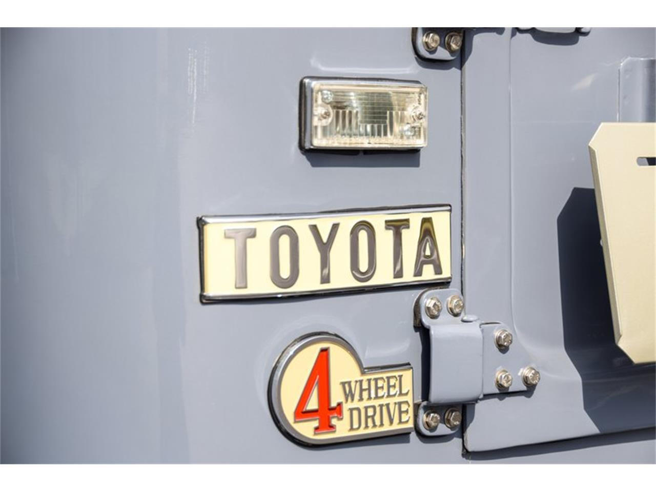 Large Picture of Classic '68 Toyota Land Cruiser FJ located in Indiana Offered by Earlywine Auctions - PTZA