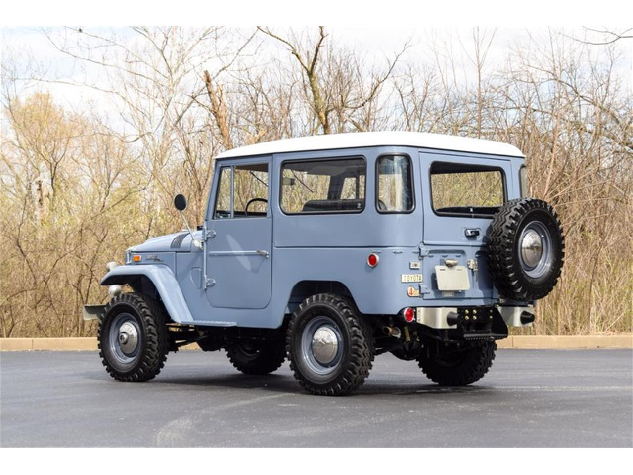 Large Picture of 1968 Toyota Land Cruiser FJ located in Kokomo Indiana Offered by Earlywine Auctions - PTZA