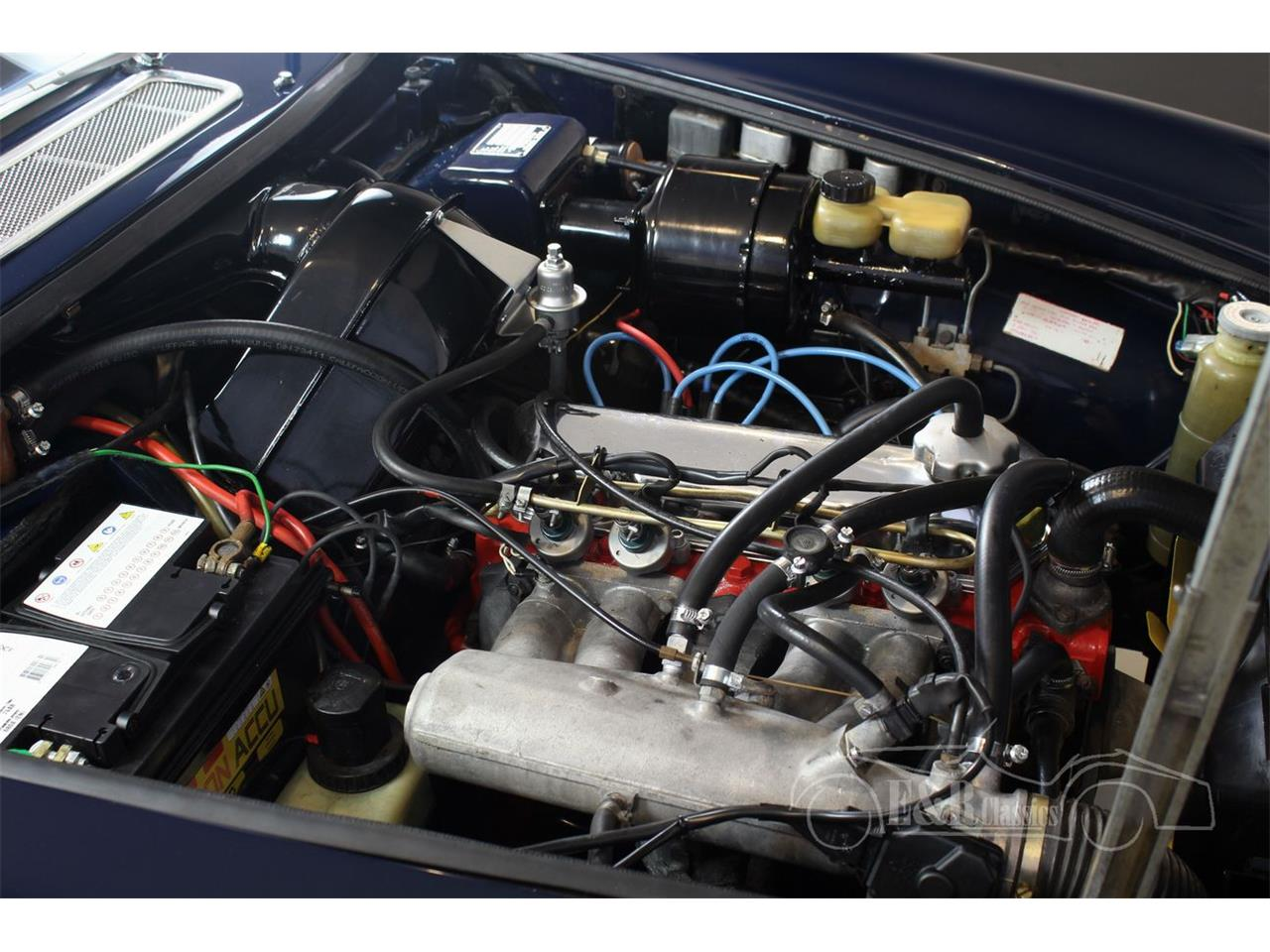 Large Picture of '71 P1800E - PTZD