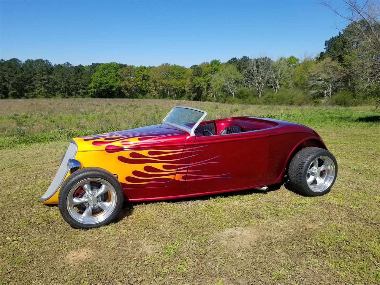 Large Picture of Classic 1933 Factory Five Hot Rod - $35,000.00 - PTZG