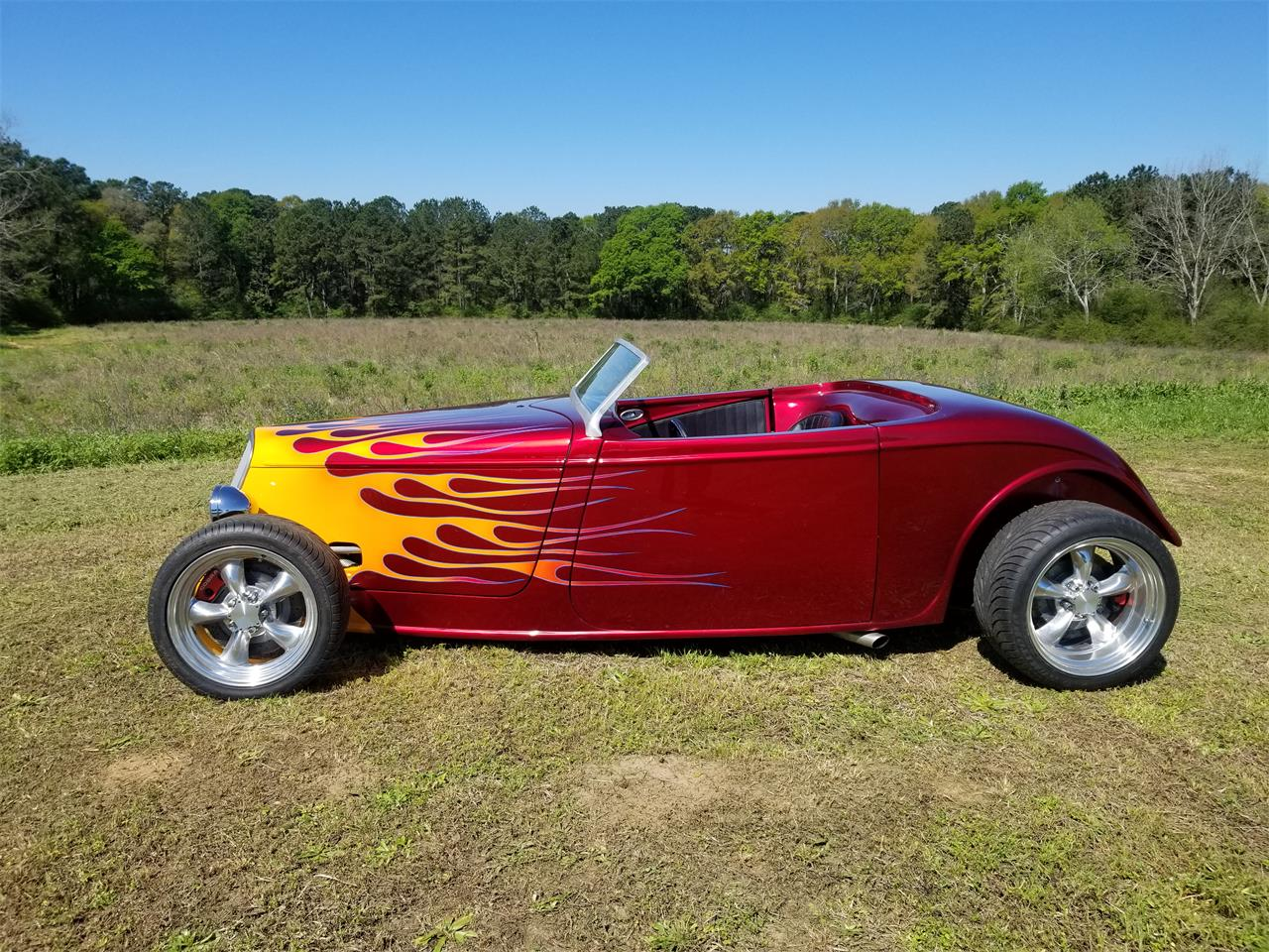Large Picture of Classic '33 Factory Five Hot Rod - $35,000.00 Offered by a Private Seller - PTZG