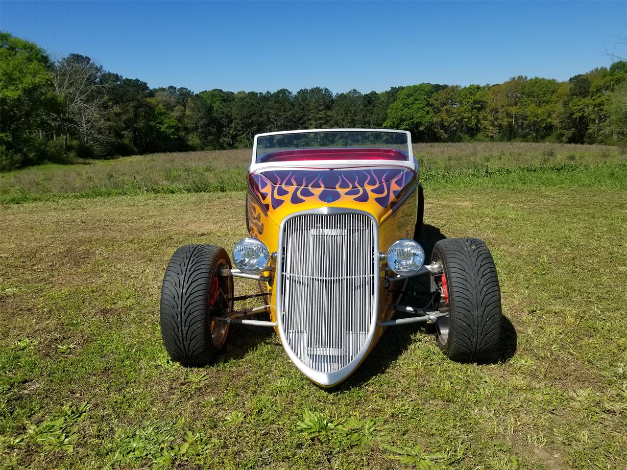 Large Picture of Classic 1933 Hot Rod located in Alabama - $35,000.00 - PTZG