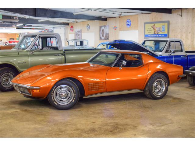 Picture of '72 Corvette - PTZO