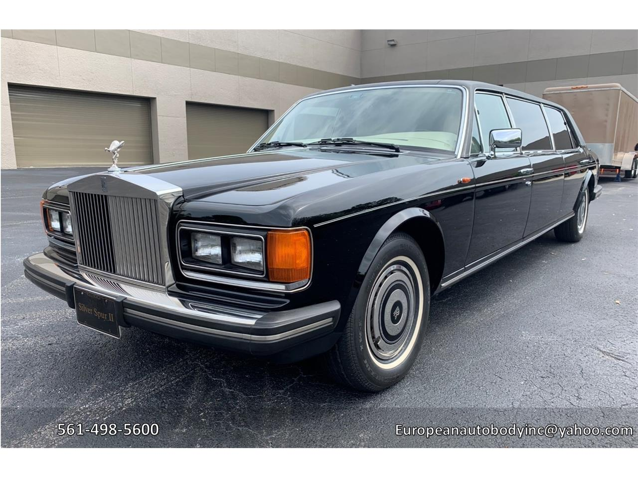 Large Picture of '87 Silver Spur Offered by European Autobody, Inc. - PTZU