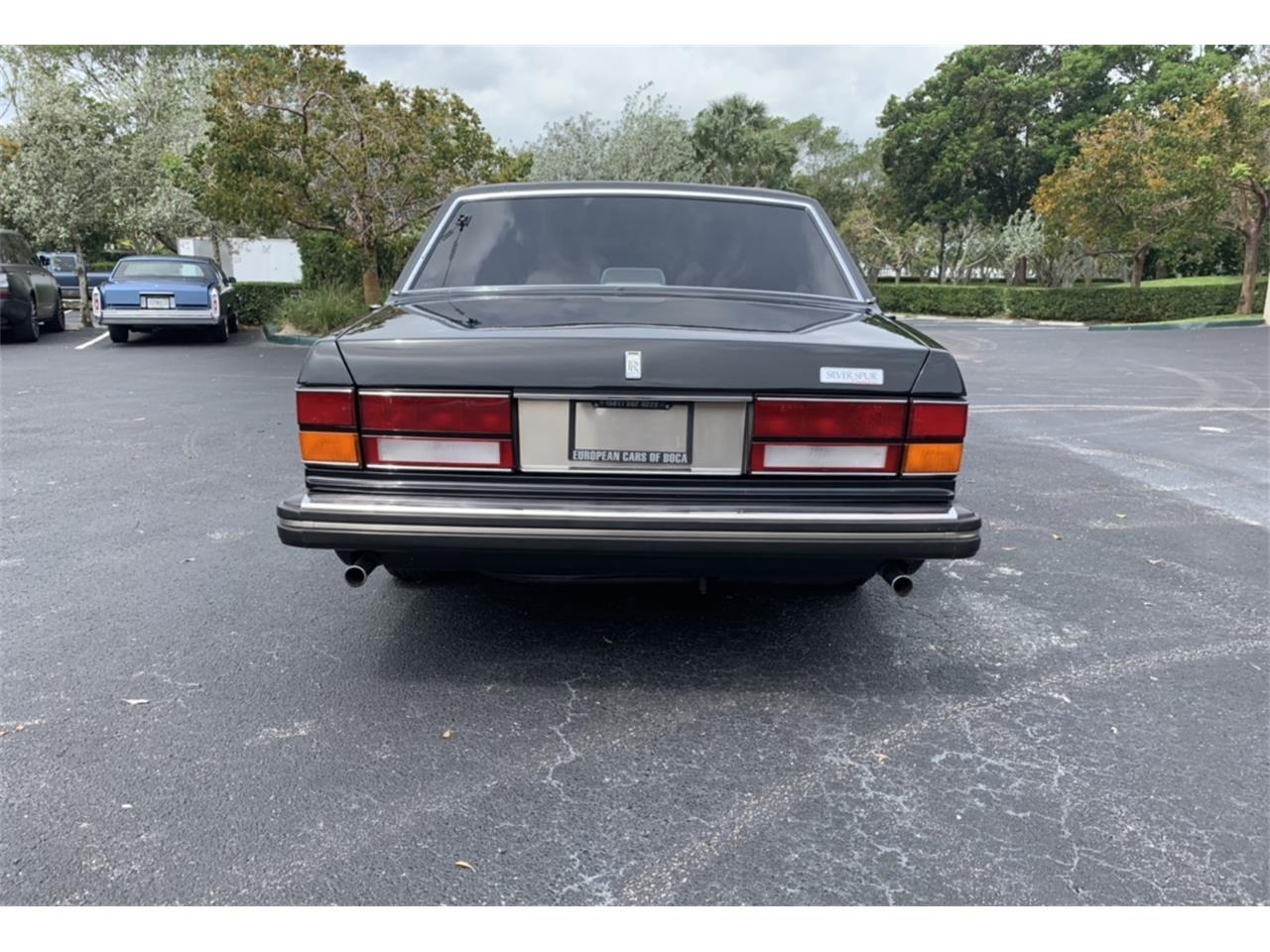 Large Picture of 1987 Rolls-Royce Silver Spur - $65,000.00 - PTZU