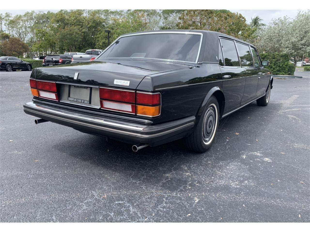 Large Picture of 1987 Rolls-Royce Silver Spur located in BOCA RATON Florida - PTZU