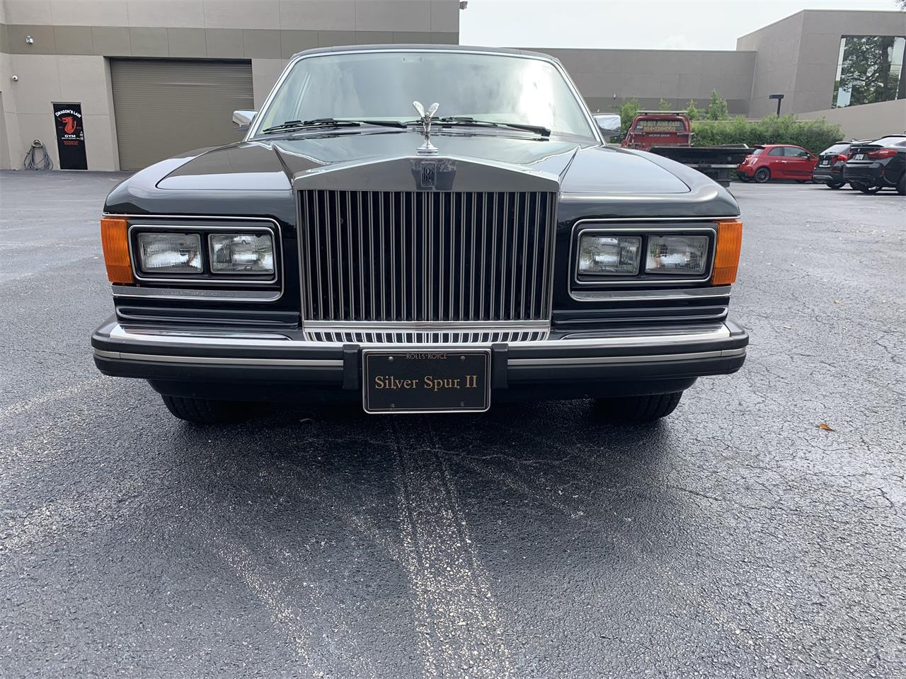 Large Picture of 1987 Silver Spur - $65,000.00 Offered by European Autobody, Inc. - PTZU