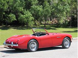 Picture of 1955 Austin-Healey 100-4 - PTZW