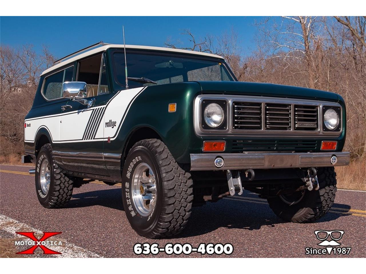 Large Picture of '76 Scout II - PQC2