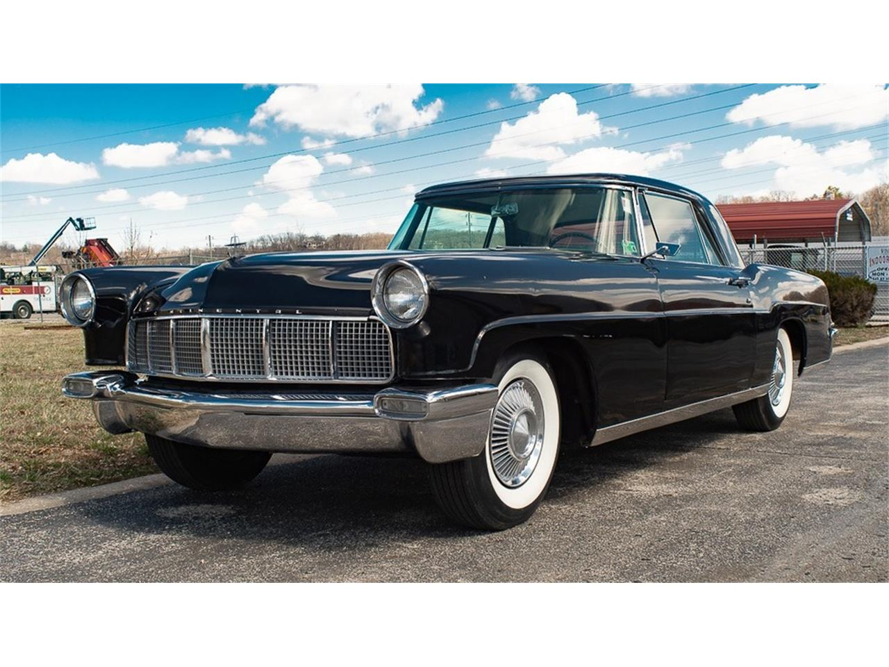 Large Picture of '56 Continental Mark II - PQC3