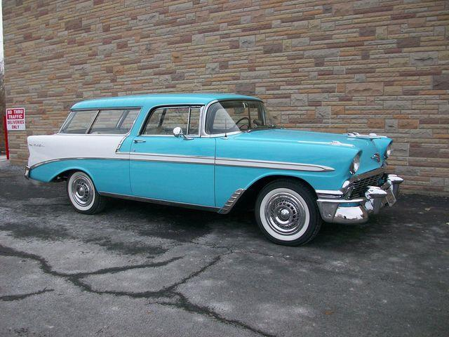 Picture of '56 Nomad - PU0X