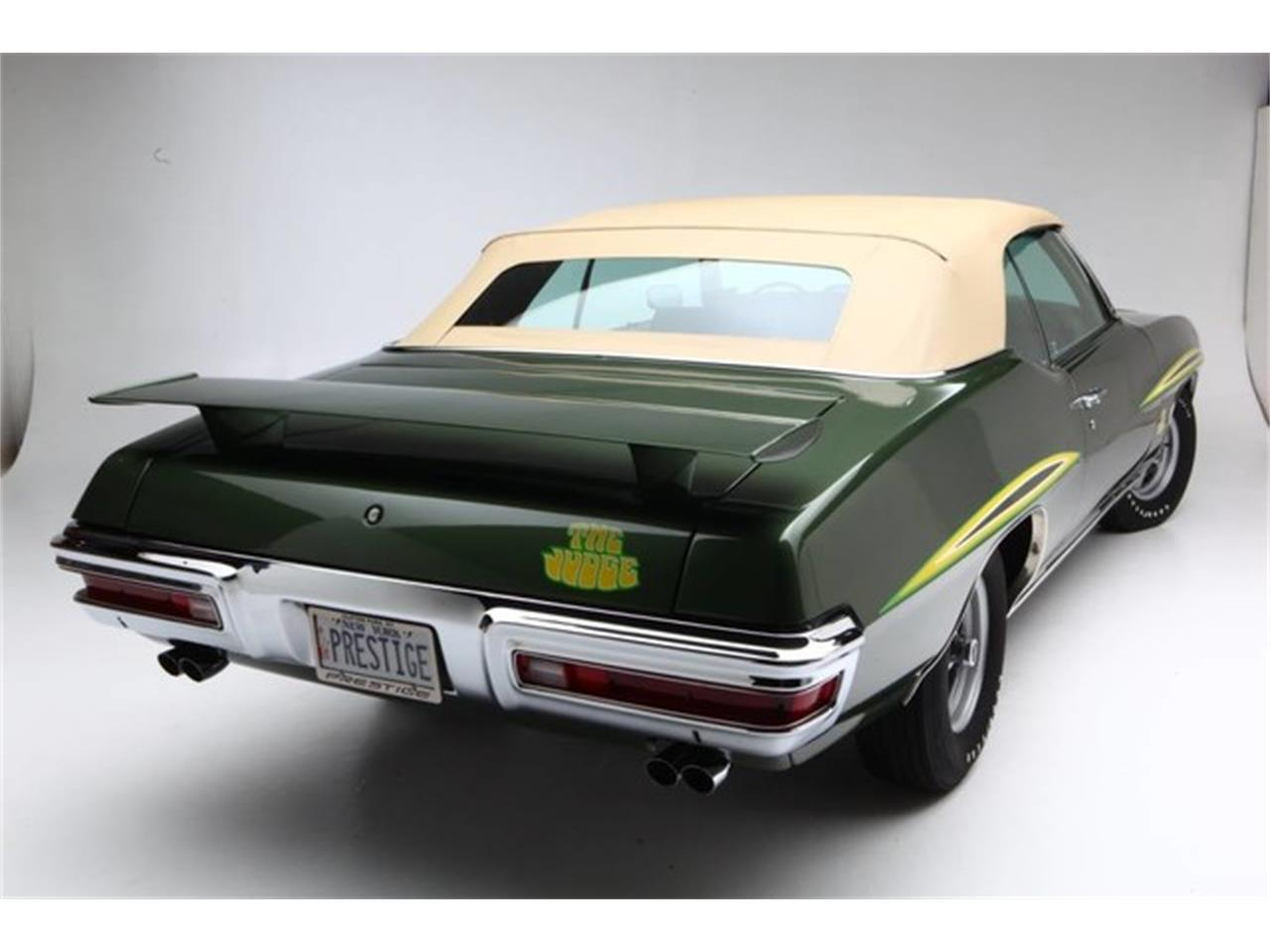 Large Picture of '70 Pontiac GTO (The Judge) Offered by Prestige Motor Car Co. - PU25