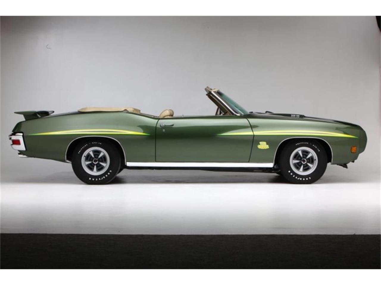Large Picture of Classic 1970 GTO (The Judge) located in New York - PU25