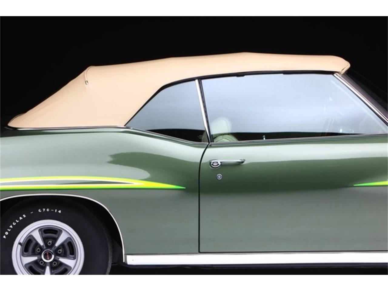 Large Picture of Classic '70 Pontiac GTO (The Judge) located in Clifton Park New York - $219,000.00 - PU25