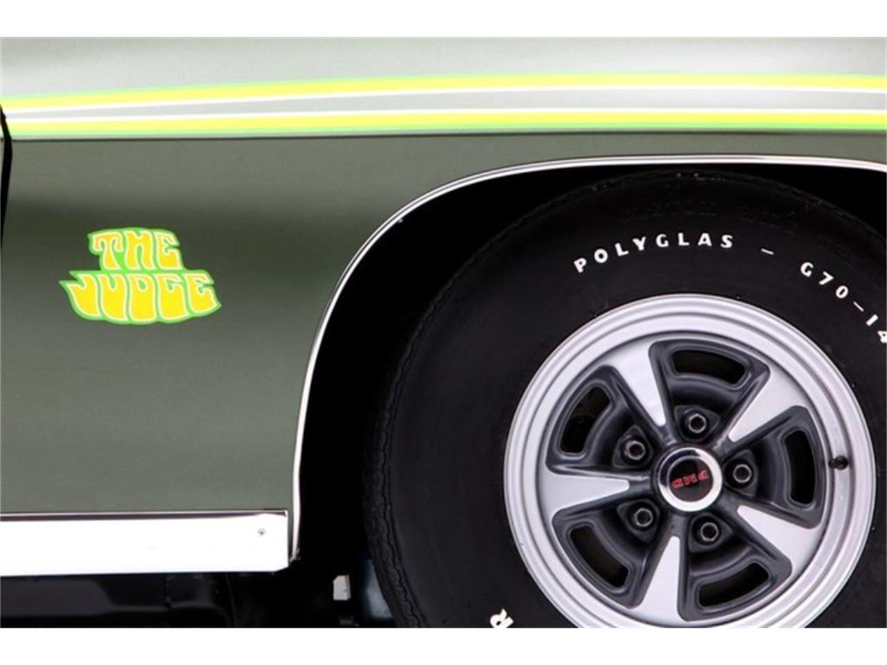 Large Picture of Classic 1970 Pontiac GTO (The Judge) Offered by Prestige Motor Car Co. - PU25