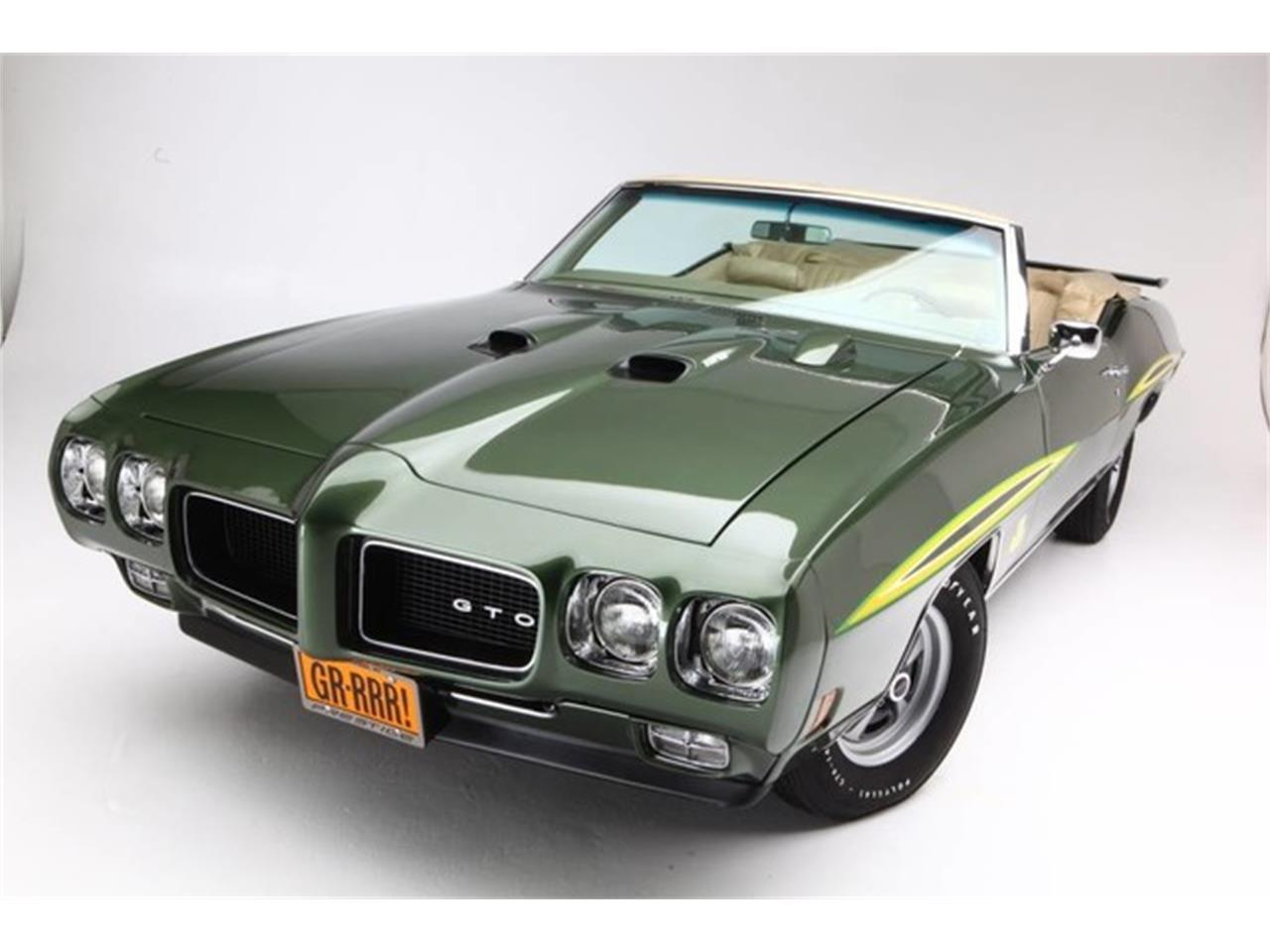 Large Picture of Classic '70 GTO (The Judge) - $219,000.00 - PU25