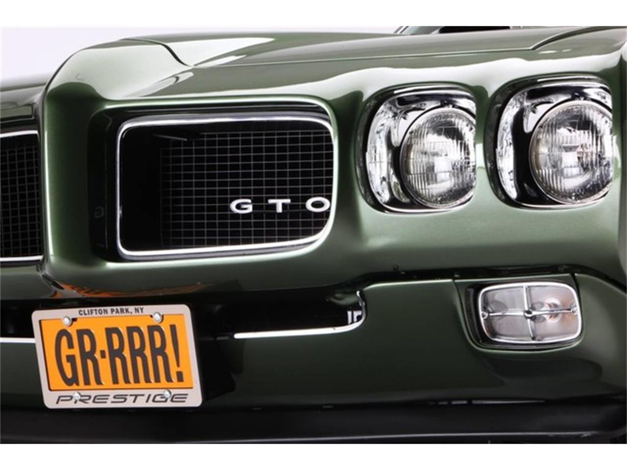 Large Picture of Classic '70 Pontiac GTO (The Judge) located in New York - PU25