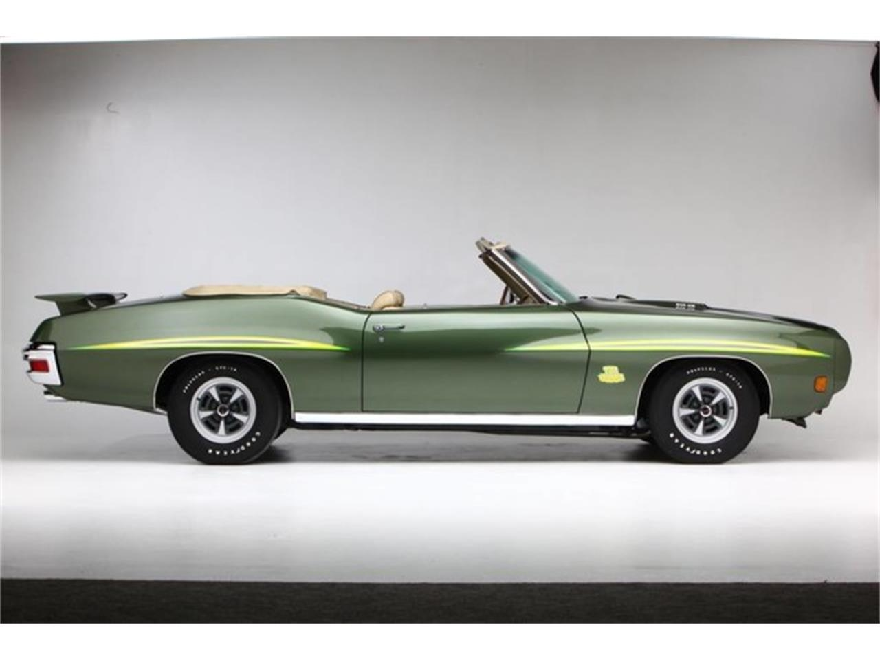 Large Picture of Classic 1970 GTO (The Judge) - $219,000.00 - PU25