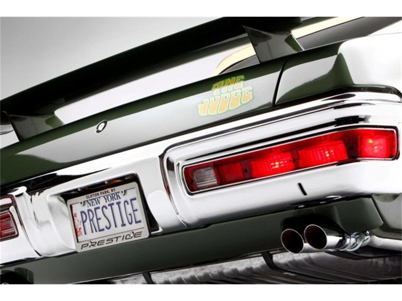 Large Picture of Classic 1970 Pontiac GTO (The Judge) - $219,000.00 - PU25
