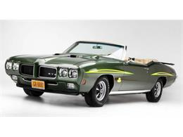 Picture of 1970 GTO (The Judge) located in Clifton Park New York - PU25