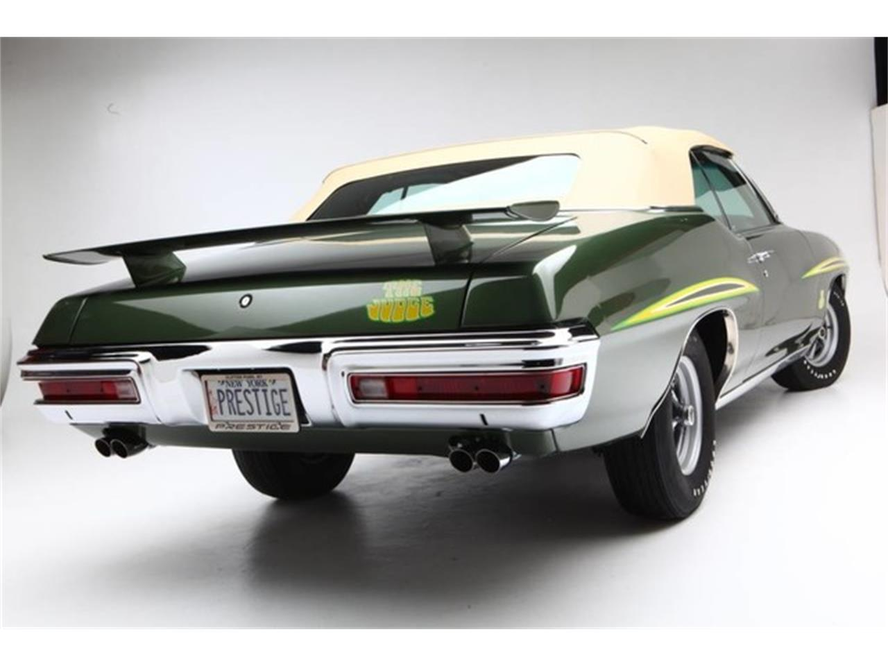 Large Picture of '70 GTO (The Judge) located in Clifton Park New York - $219,000.00 - PU25