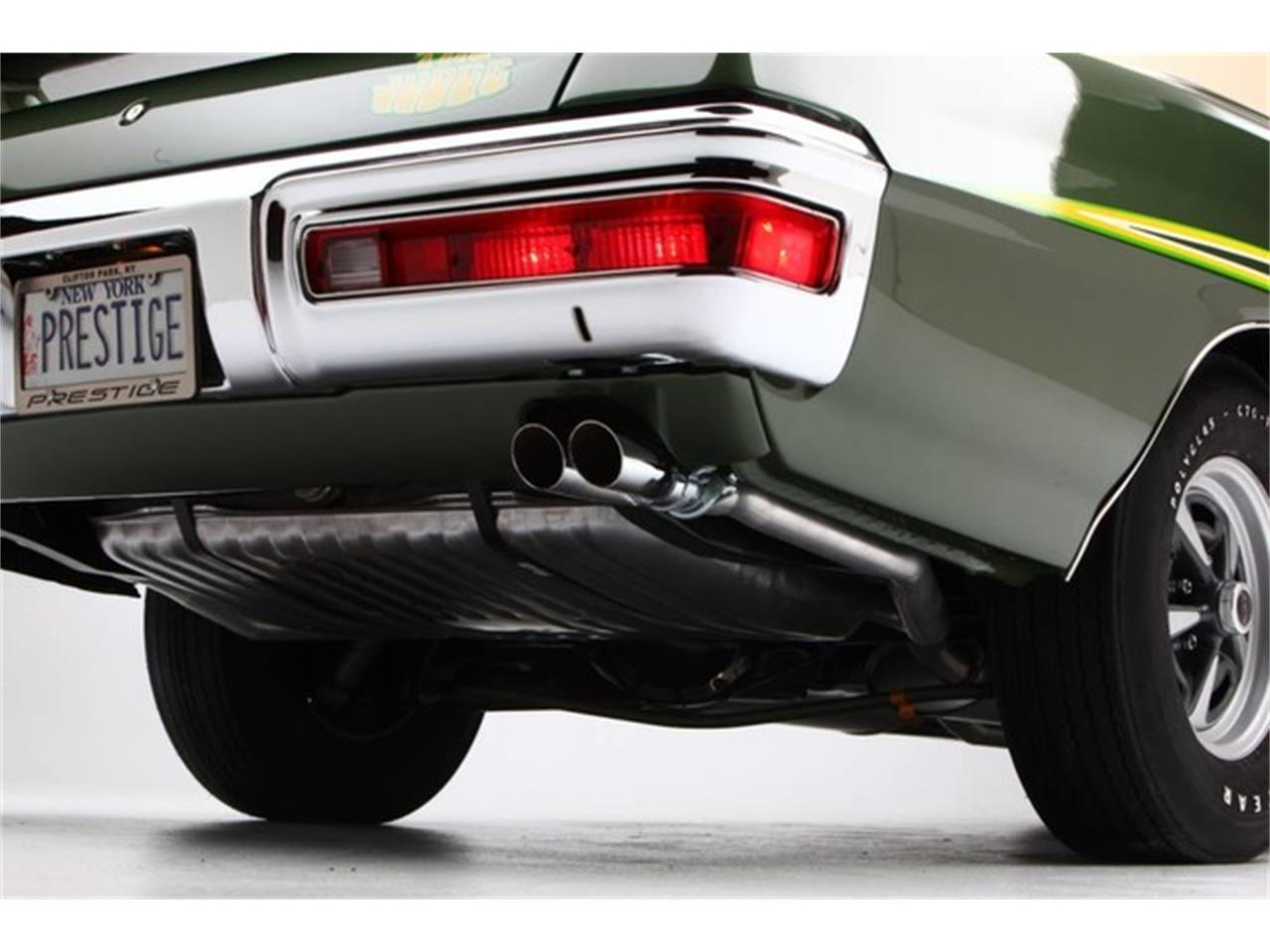 Large Picture of Classic '70 Pontiac GTO (The Judge) - $219,000.00 Offered by Prestige Motor Car Co. - PU25