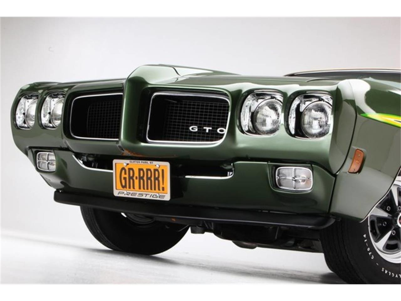 Large Picture of Classic '70 Pontiac GTO (The Judge) - $219,000.00 - PU25