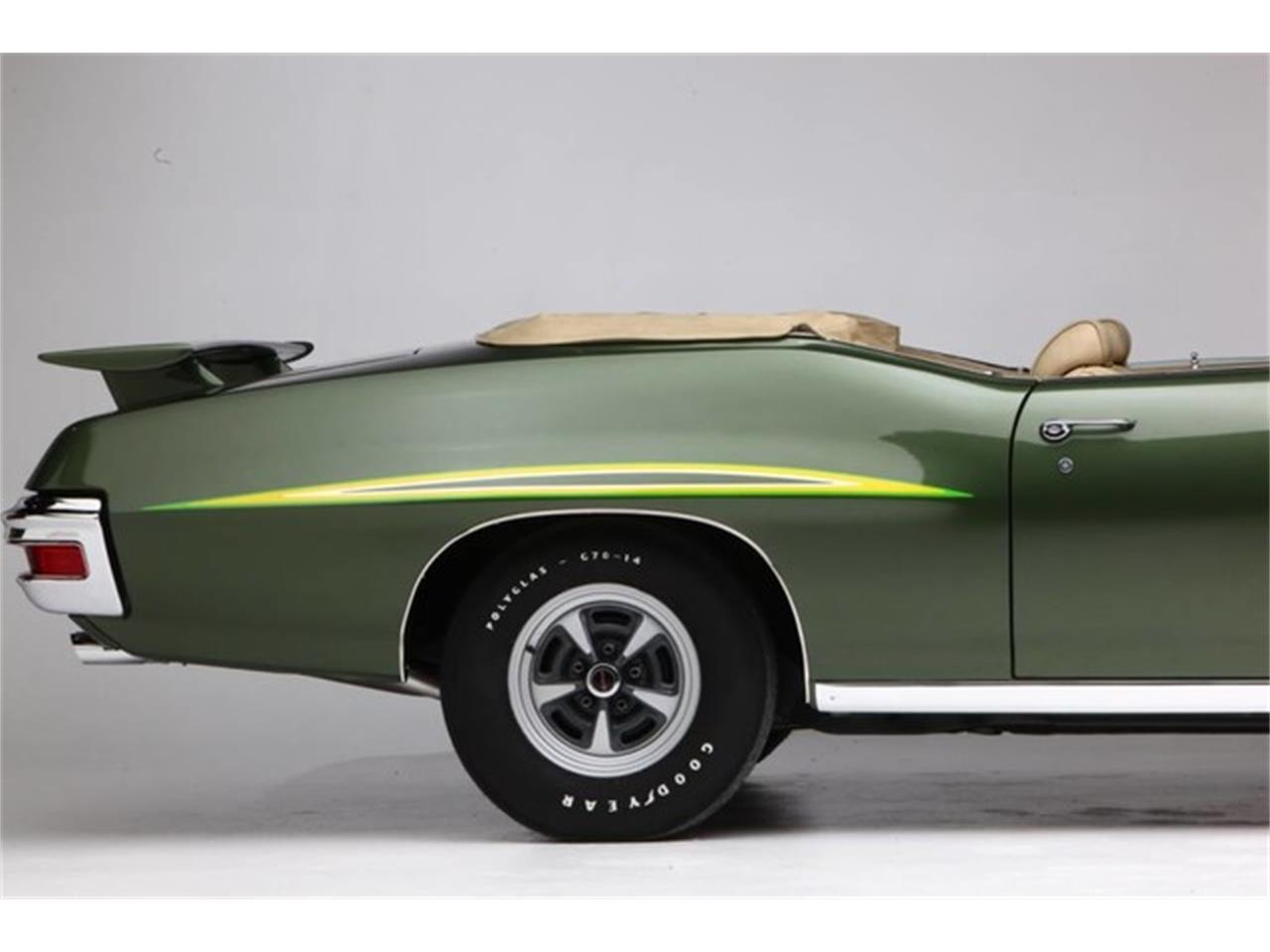 Large Picture of Classic 1970 GTO (The Judge) located in Clifton Park New York - $219,000.00 - PU25