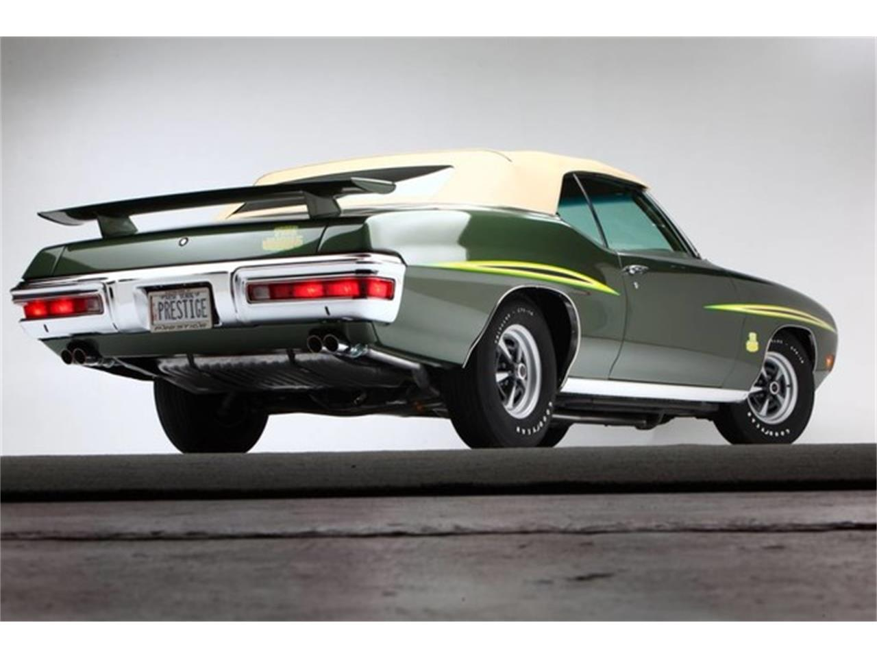 Large Picture of '70 GTO (The Judge) - $219,000.00 Offered by Prestige Motor Car Co. - PU25