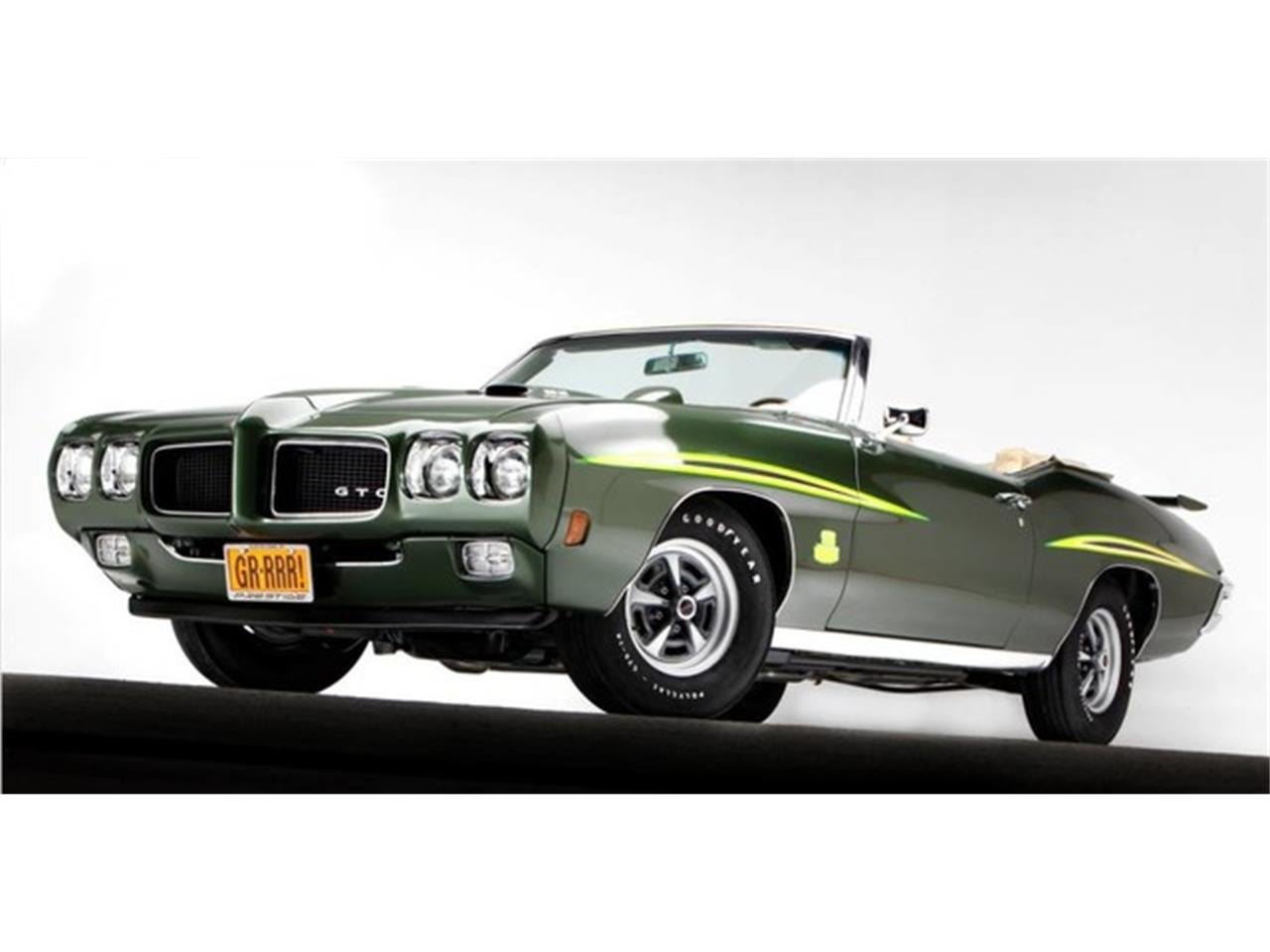 Large Picture of '70 GTO (The Judge) - $219,000.00 - PU25
