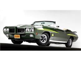 Picture of Classic 1970 GTO (The Judge) located in Clifton Park New York - $219,000.00 - PU25