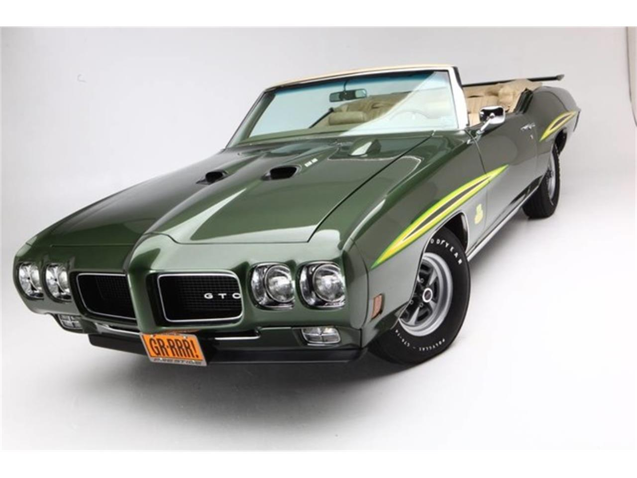 Large Picture of '70 GTO (The Judge) Offered by Prestige Motor Car Co. - PU25