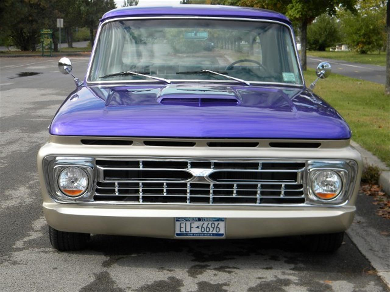 Large Picture of '66 F100 - PU3A