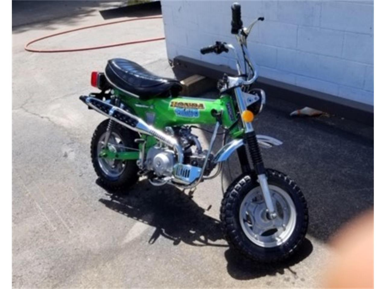 Large Picture of '73 Motorcycle - PU3K