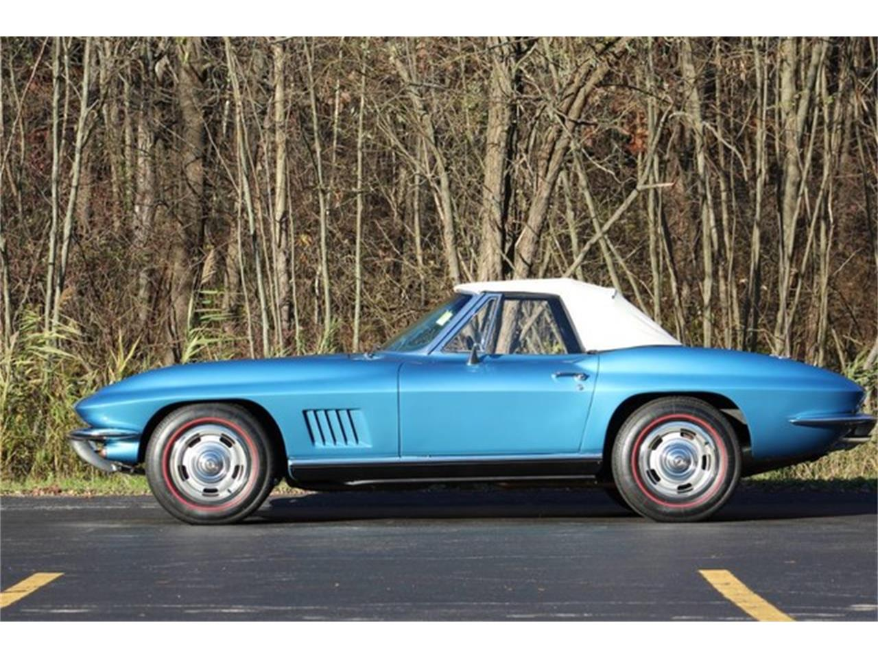 Large Picture of '67 Corvette - PU3M