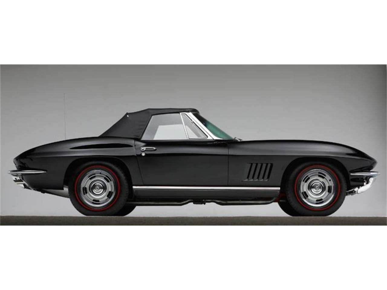Large Picture of 1967 Corvette located in Clifton Park New York - PU42