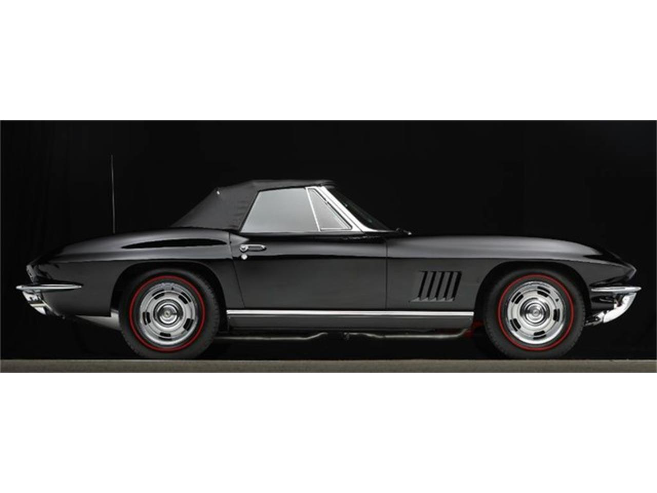 Large Picture of '67 Chevrolet Corvette located in Clifton Park New York - PU42