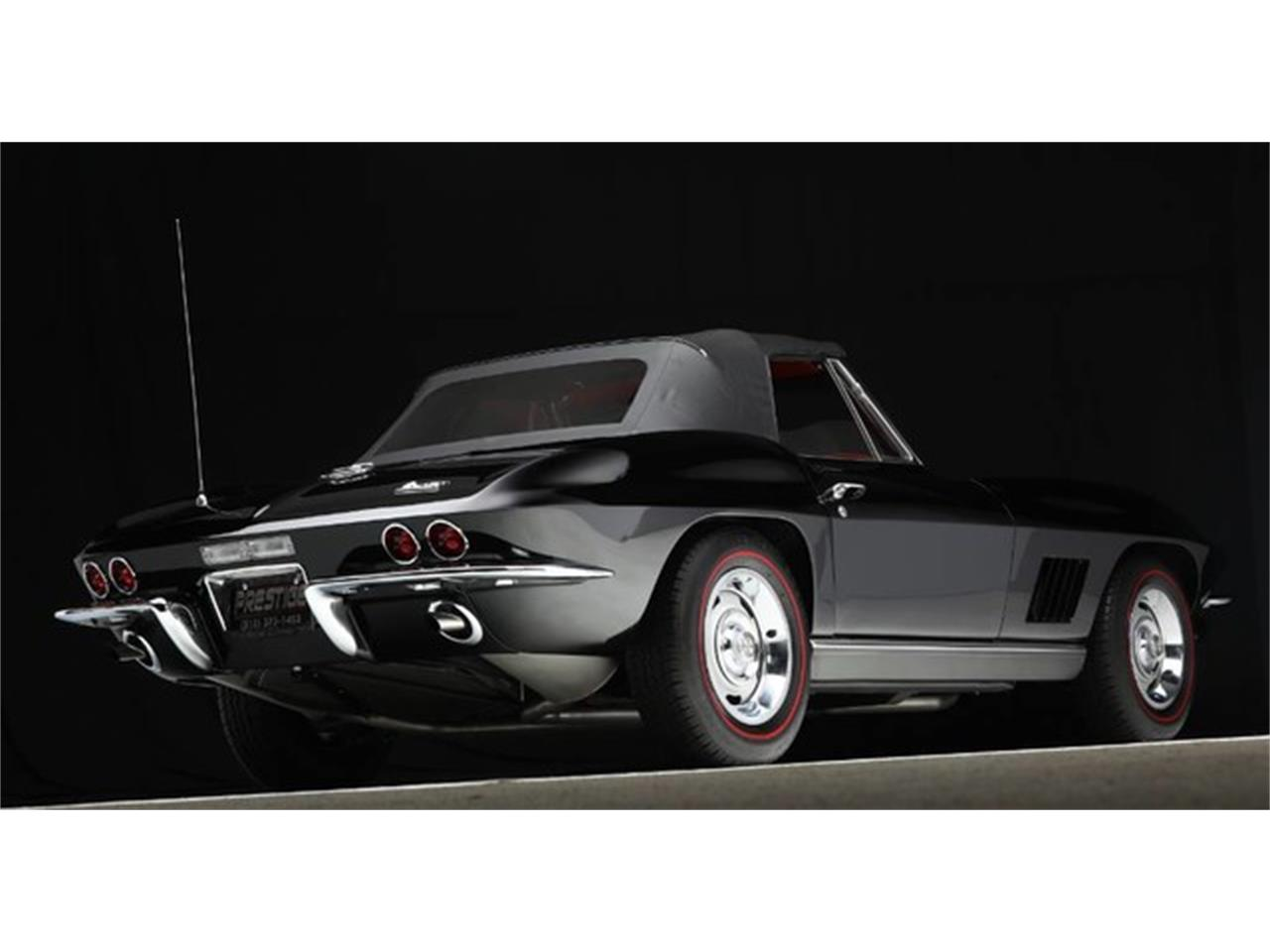 Large Picture of '67 Chevrolet Corvette located in Clifton Park New York Auction Vehicle Offered by Prestige Motor Car Co. - PU42