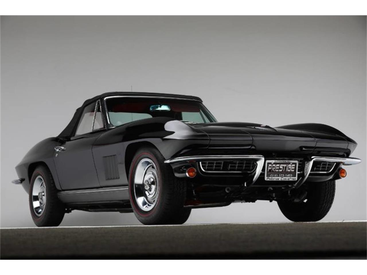 Large Picture of '67 Corvette Offered by Prestige Motor Car Co. - PU42