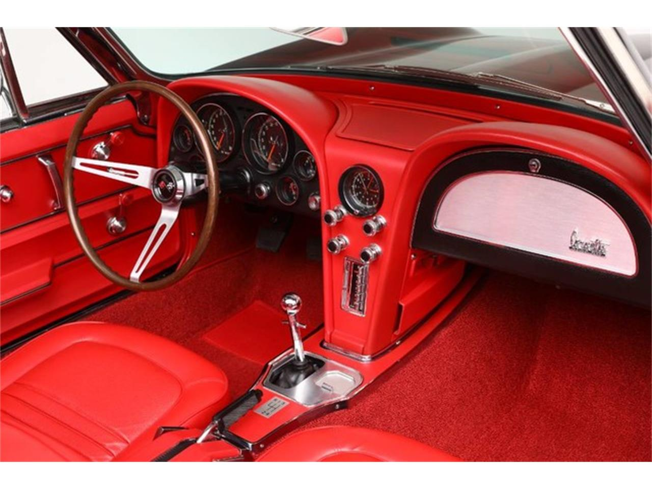 Large Picture of Classic '67 Chevrolet Corvette located in New York Offered by Prestige Motor Car Co. - PU42