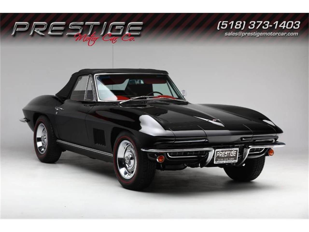 Large Picture of '67 Chevrolet Corvette Offered by Prestige Motor Car Co. - PU42