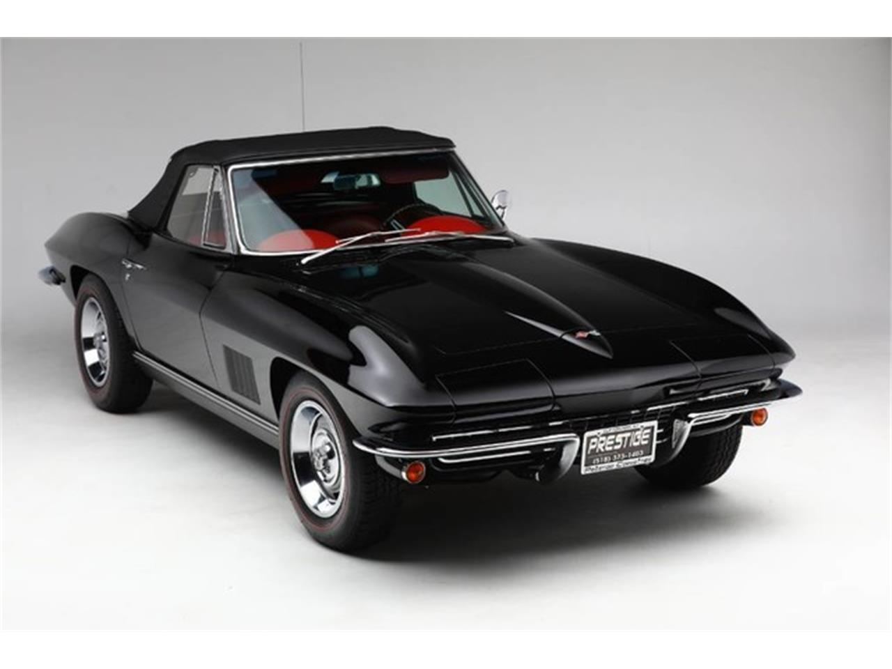 Large Picture of 1967 Corvette Auction Vehicle Offered by Prestige Motor Car Co. - PU42