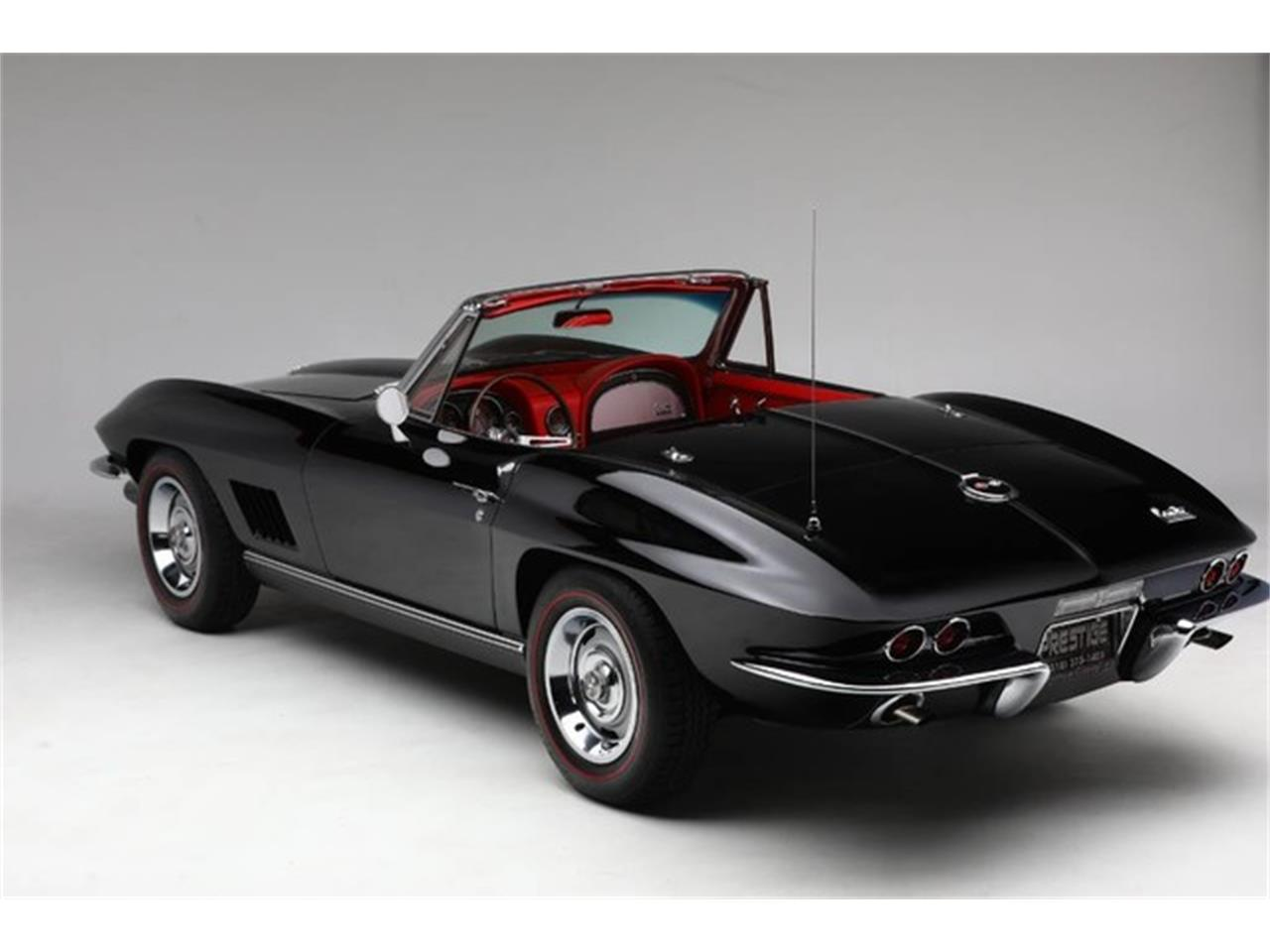 Large Picture of Classic '67 Chevrolet Corvette located in New York - PU42