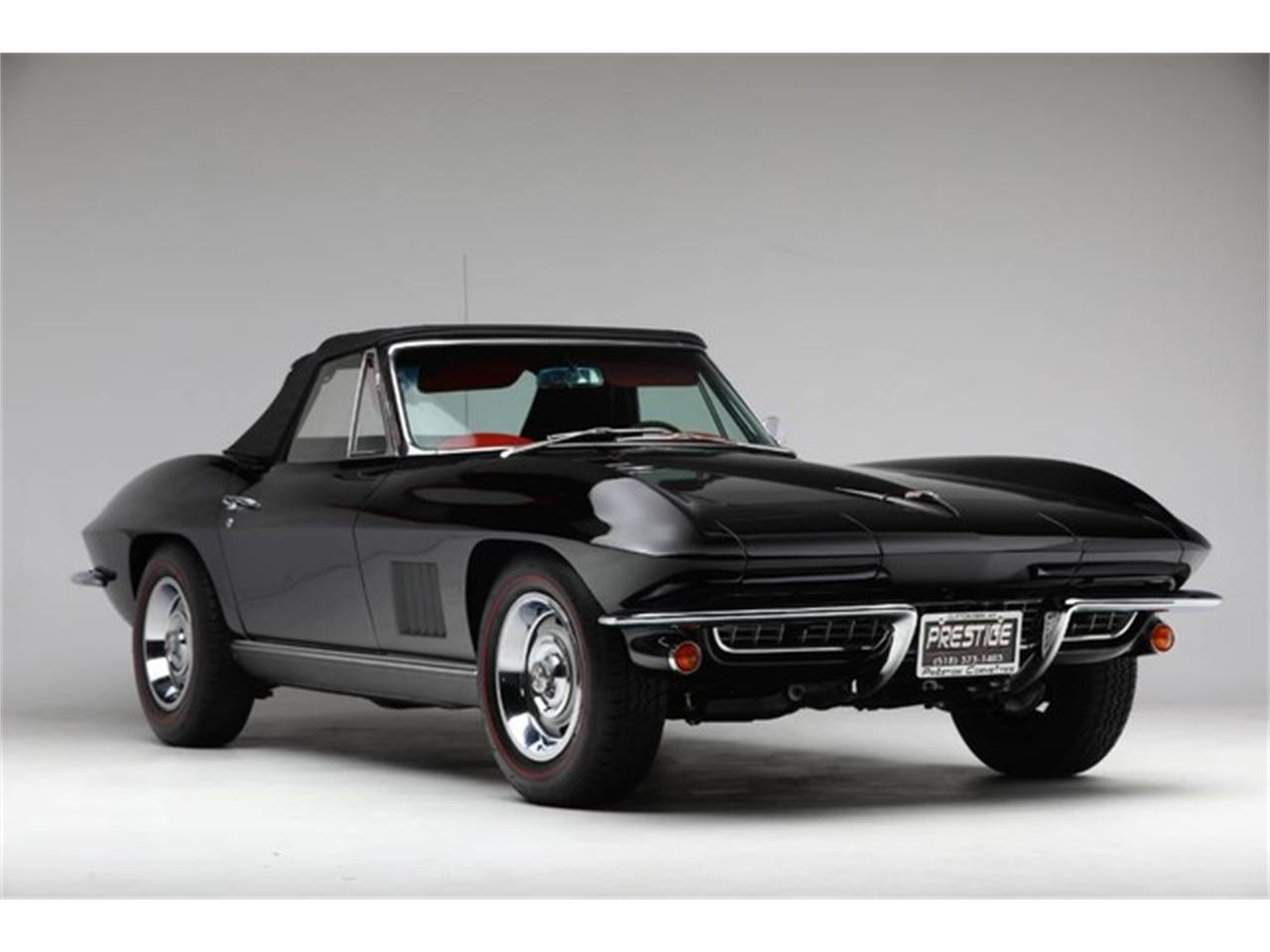 Large Picture of Classic 1967 Chevrolet Corvette located in New York Offered by Prestige Motor Car Co. - PU42
