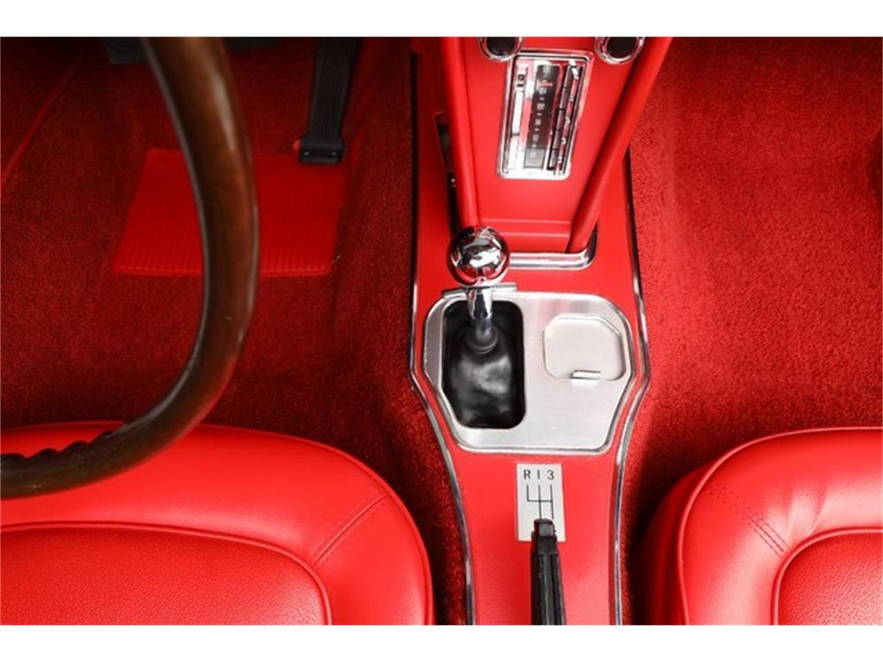 Large Picture of '67 Chevrolet Corvette Auction Vehicle Offered by Prestige Motor Car Co. - PU42