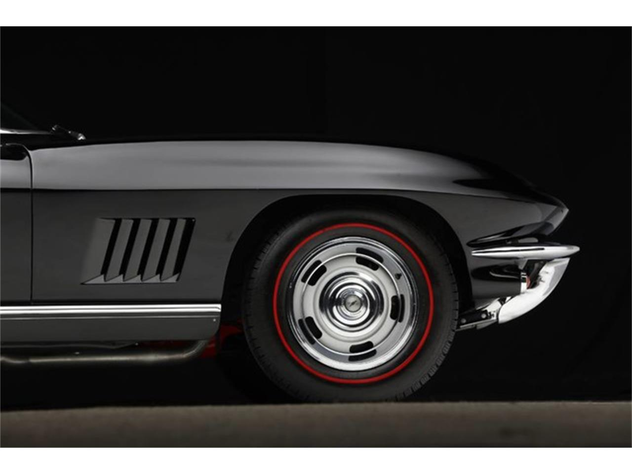 Large Picture of Classic '67 Corvette Auction Vehicle - PU42